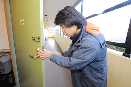どんな扉もお任せ下さい!アイムロック神奈川が開錠いたします。のイメージ